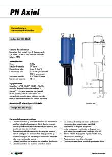 GESIPA. Remachadora-Neumatica-PH-AXIAL.
