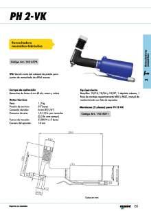 GESIPA. Remachadora-Neumatica-PH2-VK.