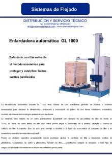 GL 1000. Enfardadora automática