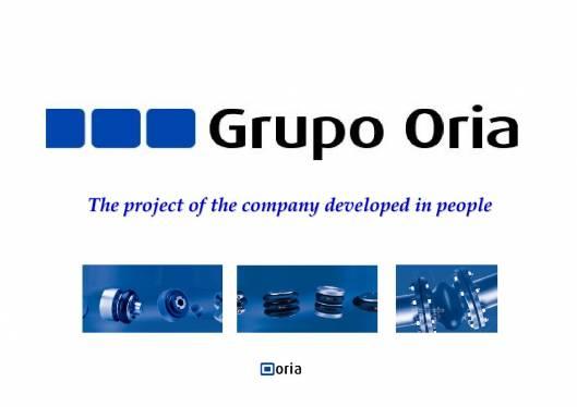 Grupo ORIA. Aplicaciones de cilindros de fuelle 1
