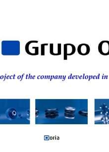 Grupo ORIA. Air spring applications