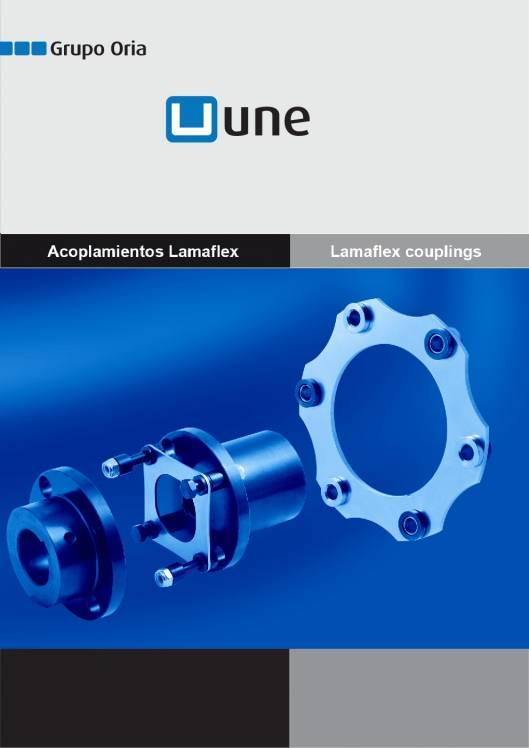 Catálogo LAMAFLEX Acoplamientos 1