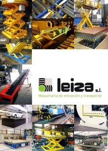 LEIZA SL. Catálogo general completo