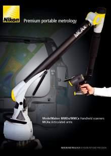 NIKON METROLOGY MCAx. Portable measuring arms