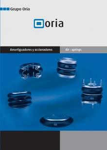 ORIA Catalog Air springs