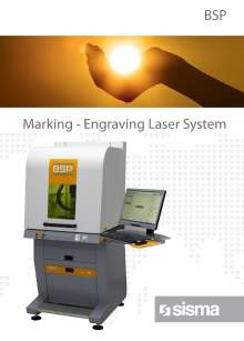 SISMA LASER. BSP. Industrial laser marker