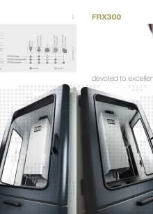 SISMA LASER. FRX-LASER. Laser milling machine