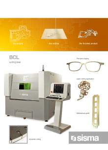 SISMA LASER.MCL-BCL. Laser cutters