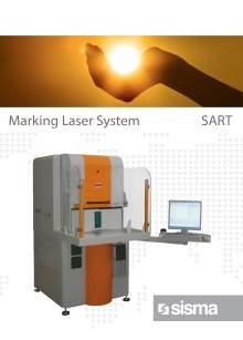SISMA LASER. SART. Industrial laser marker