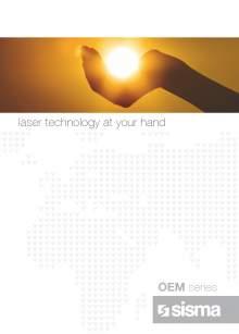 SISMA LASER. SERIE OEM. Industrial laser marker