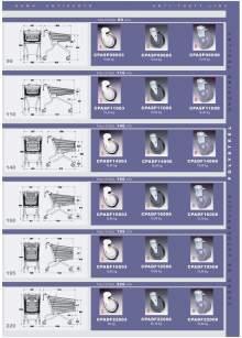 Specifications of 110L MARSANZ