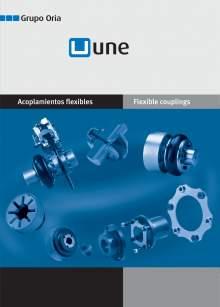 UNE Catalog Flexible couplings