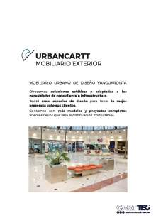 URBANCARTT outdoor furniture main