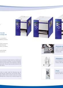 VALENTIN Spectra. Impresora de etiquetas